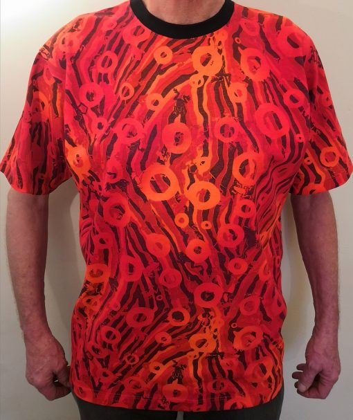 Camofrog-Hand-dyed-red