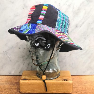 Patchwork Sun Hat First Style M