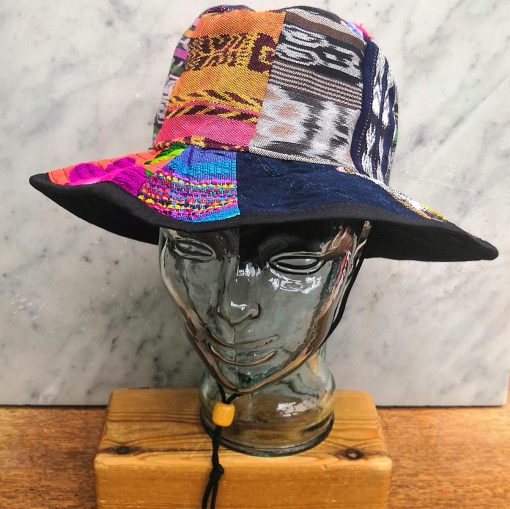 Patchwork Sun Hat Second Style M