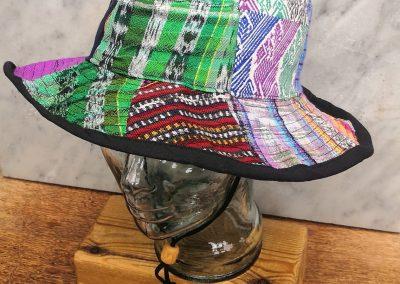 Patchwork Sun Hat Third Style M