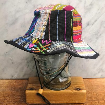 Patchwork Sun Hat First Style L