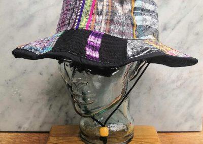 Patchwork Sun Hat Second Style L