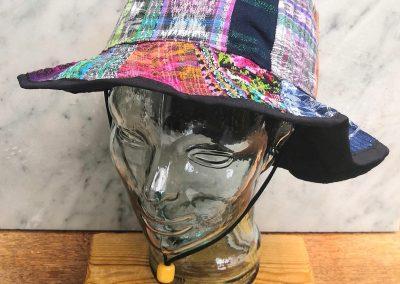 Patchwork Sun Hat Third Style L