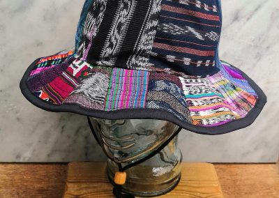 Patchwork Sun Hat First Style XL