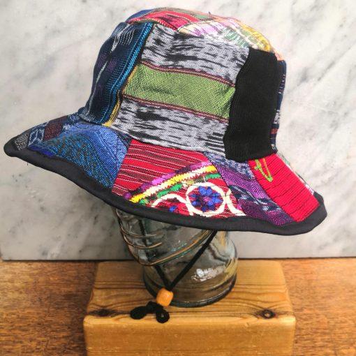 Patchwork Sun Hat Second Style XL