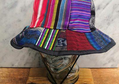 Patchwork Sun Hat Third Style XL
