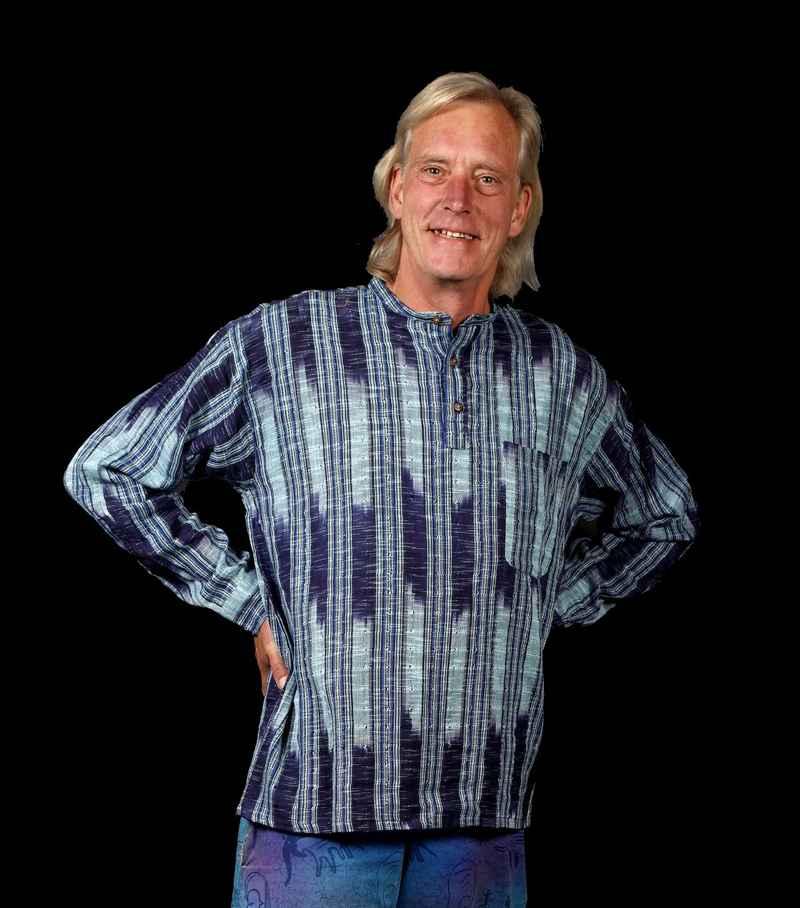 Guatemalan mens shirt