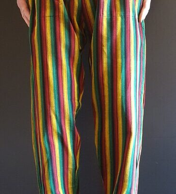Hand Woven Trousers Rasta