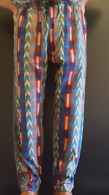 Hand Woven Trousers Traditional