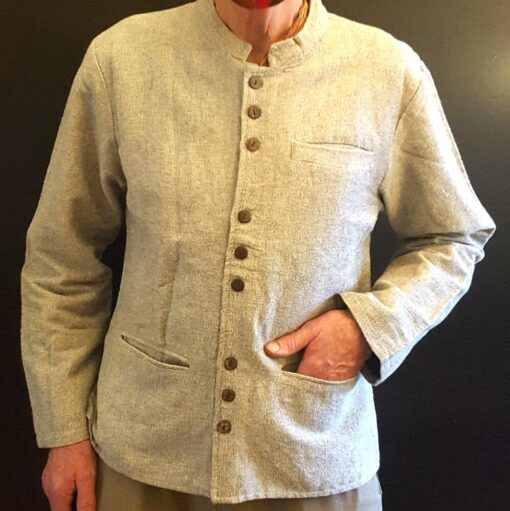 Nehru Jacket Natural